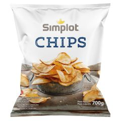 Chips · Simplot · x700grs