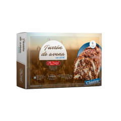 Turrón de avena · The Original Sweet · Caja familiar